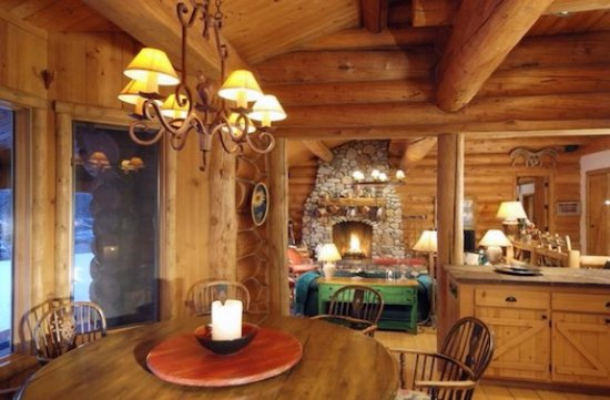Ski house of the day january