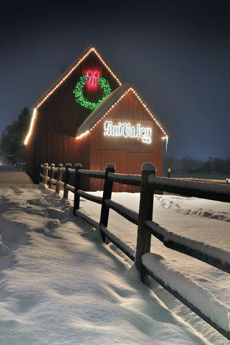 Sleigh Ride And Trail Creek Cabin Dinner