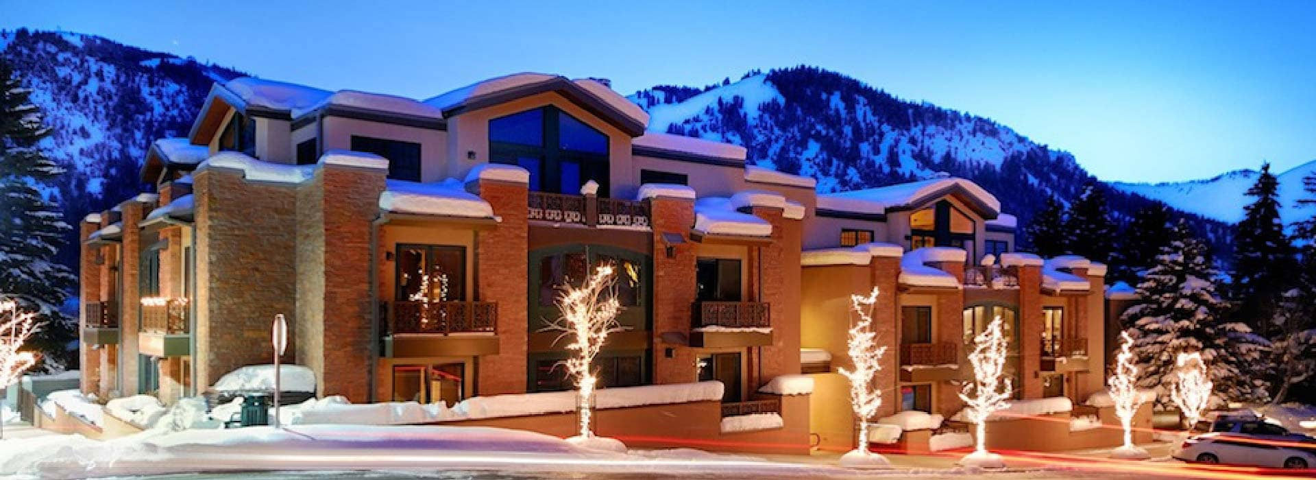 Sun valley vacation home condo rentals sun valley for Vacation mansions
